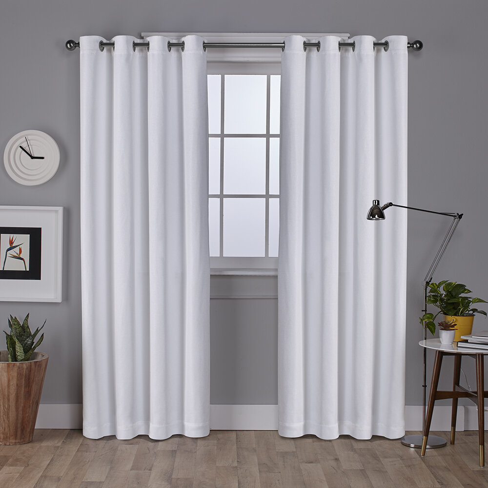 curtain in p bobbi length pewter drapes grommet curtains eclipse blackout polyester panel