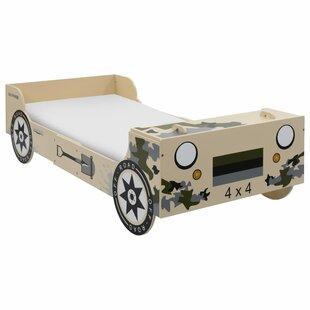 Manolla European Single Car Bed By Zoomie Kids