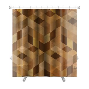 Online Reviews Delta Vintage Pattern Abstract Premium Shower Curtain By Gear New
