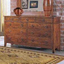 Baxter 9 Drawer Standard Dresser by Klaussner Furniture