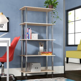 Adelinna Etagere Bookcase by Latitude Run Wonderful