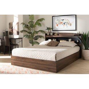 Hilton Queen Storage Platform Bed