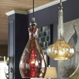 Brayden Studio Hovland 1-Light Novelty Pendant