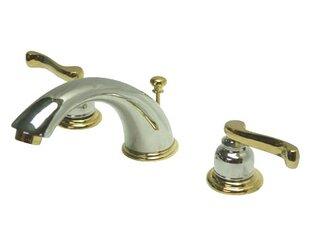 Kingston Brass Royale Widespread Bathroom Fa..