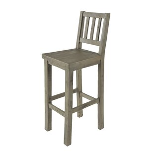Bearpaw 75cm Bar Stool (Set Of 2) By Union Rustic