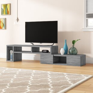 Conners Adjustable Console TV Stand For TVs Up To 65