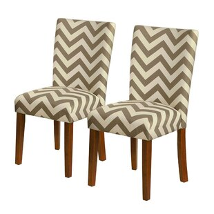 Halliburton Upholstered Dining Chair (Set of 2)