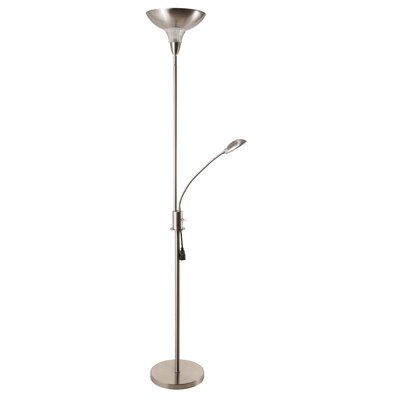 Sebastian 72 torchiere floor lamp