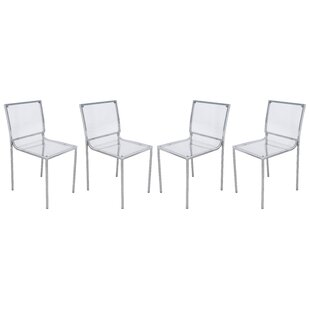 Almeda Side Chair (Set of 4) by LeisureMod