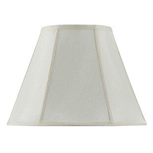 Piped 20 Fabric Empire Lamp Shade