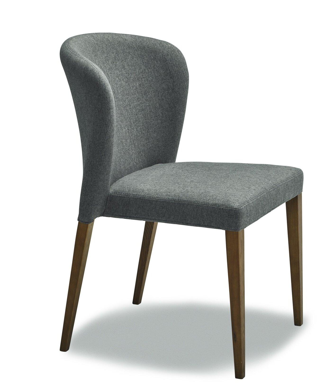 Wrought Studio Seyyal Upholstered Dining Chair Wayfair