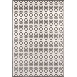Sandoval Gray Indoor/Outdoor Area Rug by Laurel Foundry Modern Farmhouse Purchase