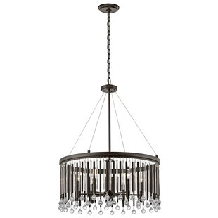 Willa Arlo Interiors Calumet 6-Light Drum..