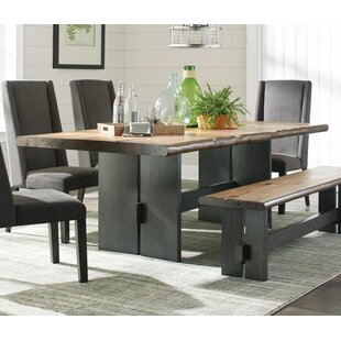 Best Price Bastow Dining Table By Gracie Oaks