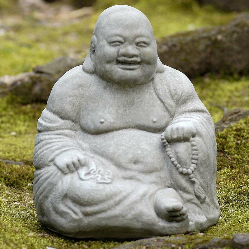 Ho Tai Statue