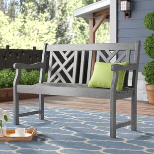 Manchester Solid Wood Garden Bench