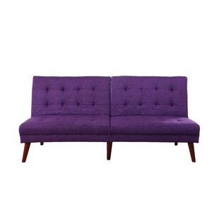 Modern Tufted Convertible Sofa by Madison..