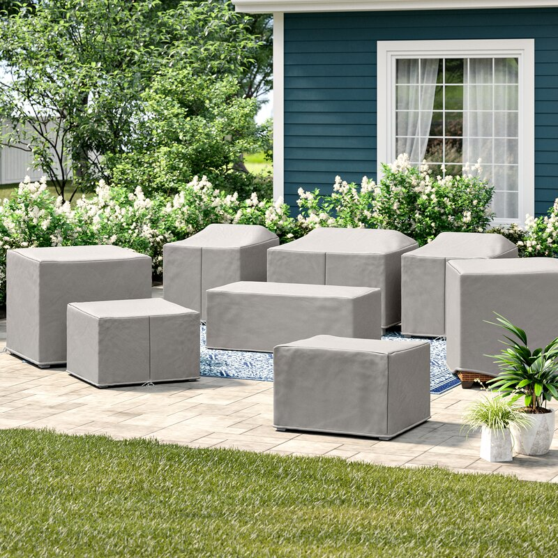 8 Piece Water Resistant Patio Furniture
