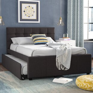 Thornton Full Upholstered Platform Bed by Brayden Studio