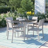 Caspian 5 Piece Dining Set