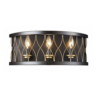 Compare Otisfield 3-Light Vanity Light By Darby Home Co