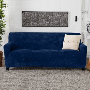 Blue Sofa Slipcovers You Ll Love In