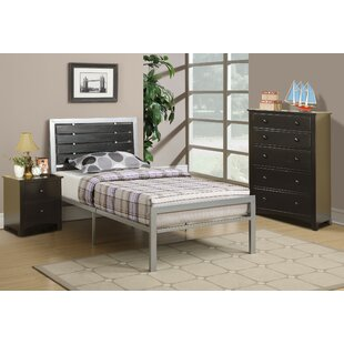 Lombardy Platform Bed by Harriet Bee Best Choices