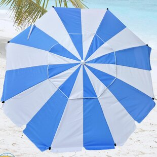 Shadezilla Premium 7.5' Beach Umbrella