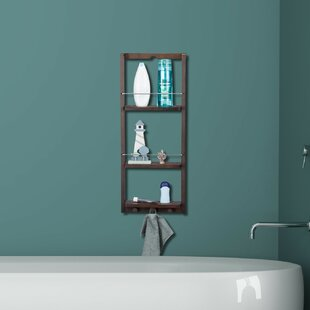 Barbara 28.5 X 70cm Bathroom Shelves By Breakwater Bay