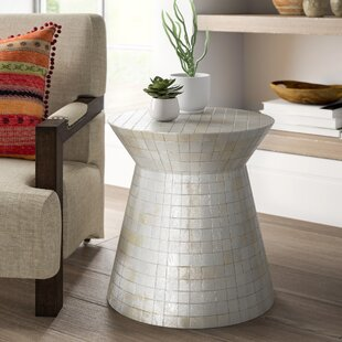 Courtnay End table by Mistana