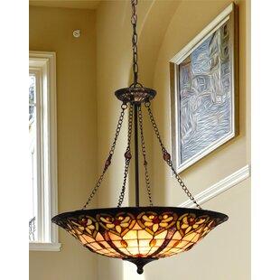 Astoria Grand Popel 3-Light Inverted Pendant