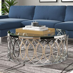 Pomonok Coffee Table by Willa Arlo Interiors Modern