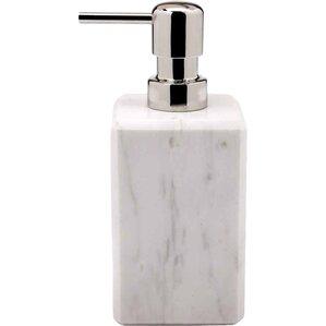 luna marble lotion pump