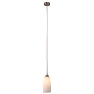 Efficient Lighting 1-Light LED Cone Pendant