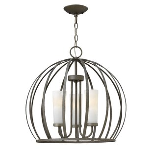Hinkley Lighting Renata 3-Light Globe Chandelier