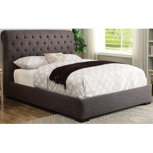 Canora Grey Melton Queen Upholstered Panel Bed