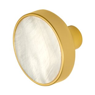 Pearl Round Knob
