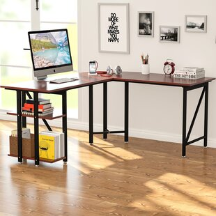Ebern Designs Ormes L-Shaped Computer Desk