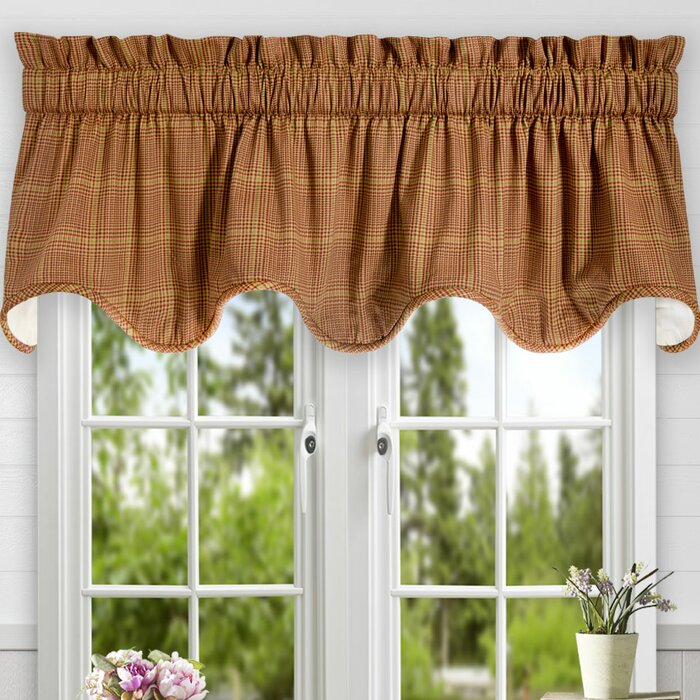 beautiful w cm sheer luxury window h waterfall item swag valance curtain treatment
