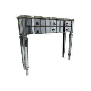 Nikolai Console Table By Canora Grey