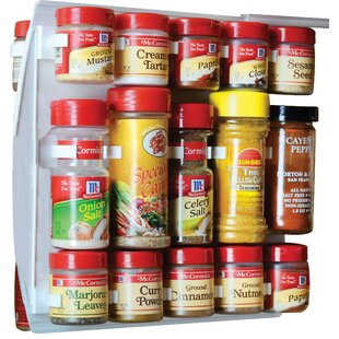 40 Jar Spice Rack by Rebrilliant