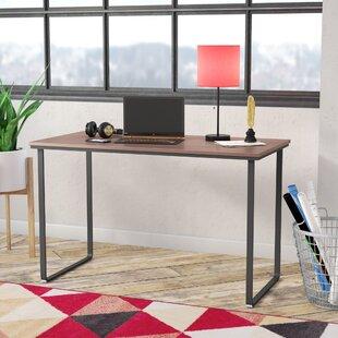 Zipcode Design Alec Wood Top Writing Desk