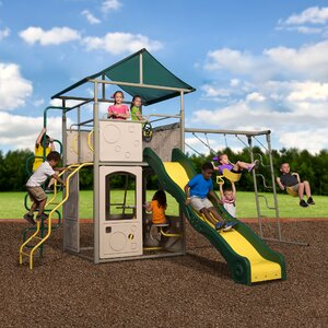 Power Tower Swing Set