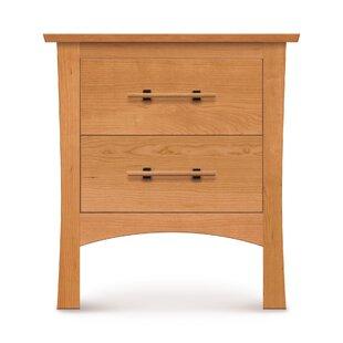Monterey 2 Drawer Nightstand by Copeland Furniture