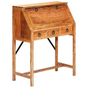 Isiah Secretary Desk By Union Rustic