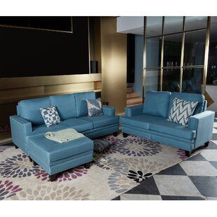 Best Price Linkwood 3 Piece Living Room Set by Charlton Home Reviews (2019) & Buyer's Guide