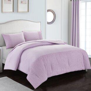 Aalin Tufted Stripe Comforter Set