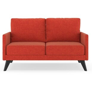 Compare prices Crocker Loveseat by Corrigan Studio Reviews (2019) & Buyer's Guide