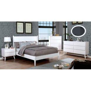 Kelsey Twin Platform 4 Piece Bedroom Set by Isabelle amp Max