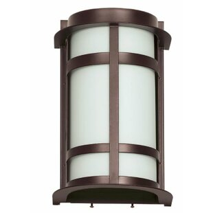 Ebern Designs Allman Outdoor Flush Mount